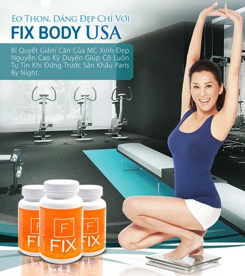 Fix giảm cân hiệu quả 3-6 kg một tháng 9