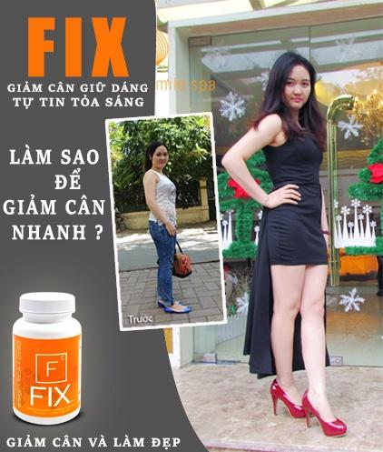Fix giảm cân hiệu quả 3-6 kg một tháng 1