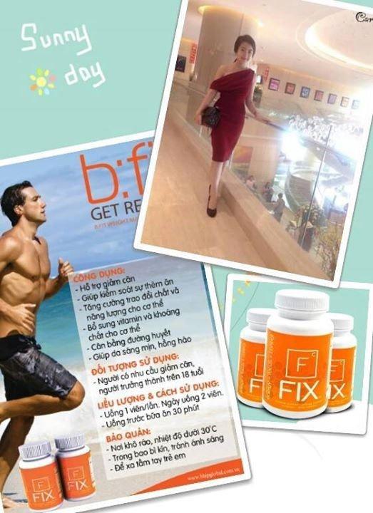 Fix giảm cân hiệu quả 3-6 kg một tháng 3