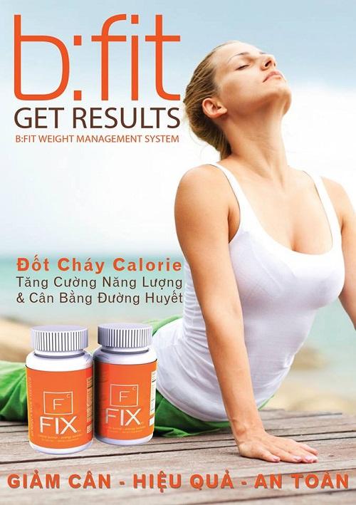 Fix giảm cân hiệu quả 3-6 kg một tháng 7