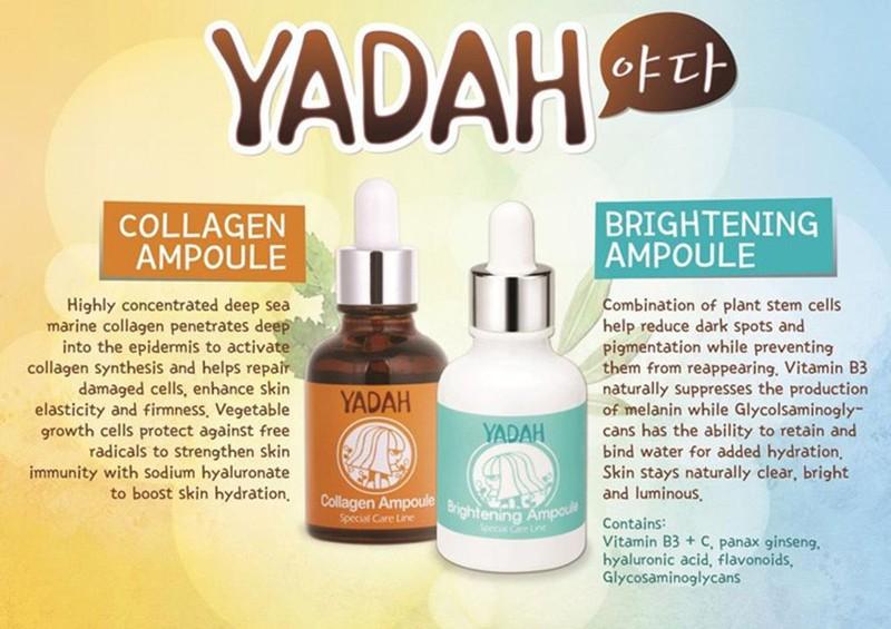 Serum trắng da Yadah Brightening 5