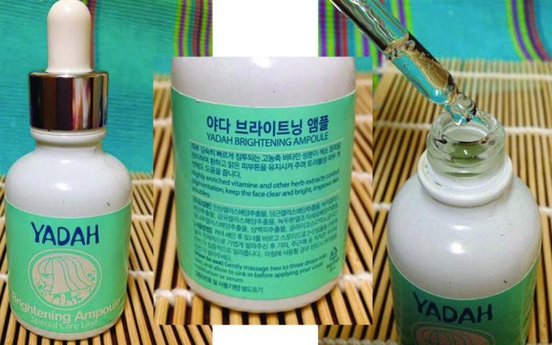 Serum trắng da Yadah Brightening 6