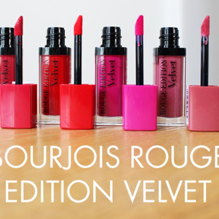 Son Bourjois Rouge Edition Velvet 1