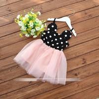 Đầm xinh tươi cho bé gái