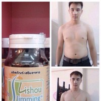Viên Giảm Cân Lishou Slimming plus thái lan cho người chai lờn thuốc