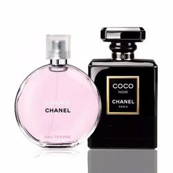 Set nước hoa Nữ Chanel Chance - Coco Noir