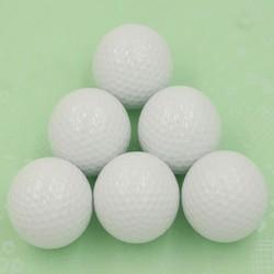 Combo 6 trái bóng golf 2 lớp PGM, bóng gôn 2 lớp, banh tập golf