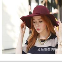 mũ nón rộng vành fedo ra hàng nhập