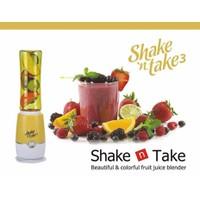 Máy xay sinh tố Mini Shake Take màu vàng