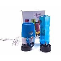 Máy xay sinh tố Mini Shake Take màu xanh dương