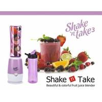 Máy xay sinh tố Mini Shake Take màu tím