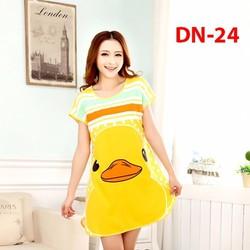 Đầm ngủ Chú Vịt Phú Mỹ Hưng DN-24