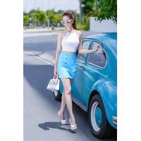 Đầm yếm Ngọc Trinh xẻ-0918502336