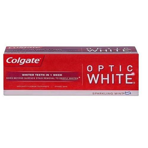 Kem đánh răng colgate optic white - 127g - đỏ. - 16895299 , 1999556 , 15_1999556 , 100000 , Kem-danh-rang-colgate-optic-white-127g-do.-15_1999556 , sendo.vn , Kem đánh răng colgate optic white - 127g - đỏ.
