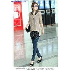 Áo kiểu nữ set 2 áo thời trang và cá tính - Mã MM80364