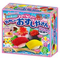 Bộ Làm Bánh Kracie Popin Cookin Happy Sushi House