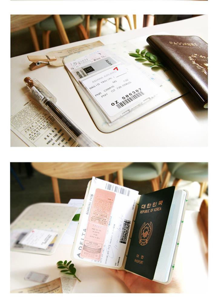 Combo 2 Ví Đựng Passport tình nhân 4