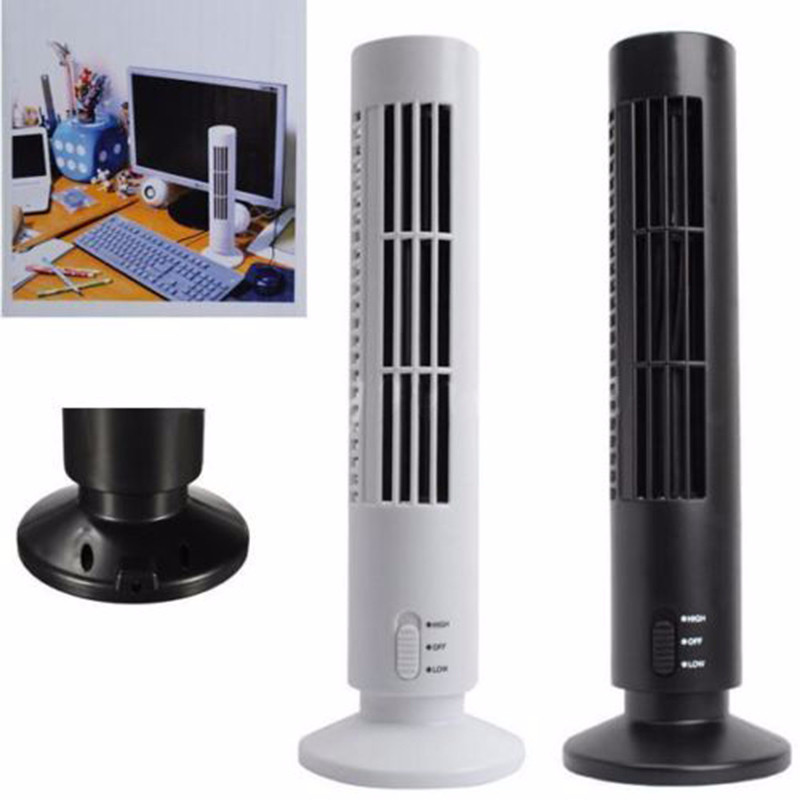 Quạt tháp Mini USB Tower Fan 4