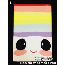 Bao da mắt nổi iPad 2 3 4