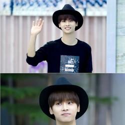 mũ nón thời trang nam  rộng vành phong cách Hàn Quốc