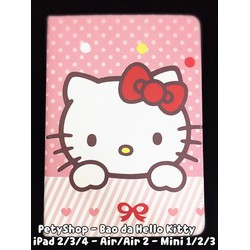 Bao da Hello Kitty iPad 2 3 4