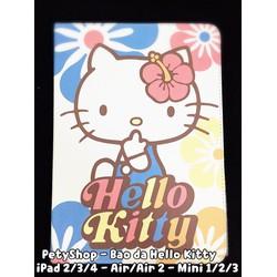 Bao da Hello Kitty iPad Air
