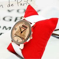 Đồng Hồ THÁP PARI : Chiếc đồng hồ mang phong cách đậm chất pari