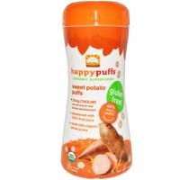 Bánh Ăn Dặm HappyPuffs Vị Khoai Tây