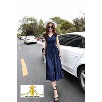 Đầm vintage dạo phố -TH08371