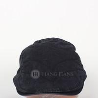 Hằng Jeans - Mũ bò Unisex màu ghi đậm MU229-6
