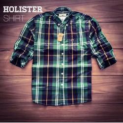 [Greenlìe Shop] - Áo Sơmi Carô Holister - SMHC4