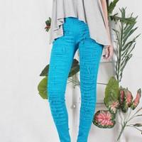 Hằng Jeans - Skinny jeans rách cá tính 800-06