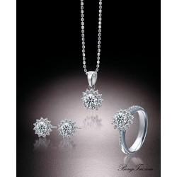 Bộ trang sức bạc cao cấp
