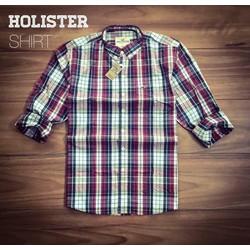[Greenlìe Shop] - Áo Sơmi Carô Holister - SMHC2