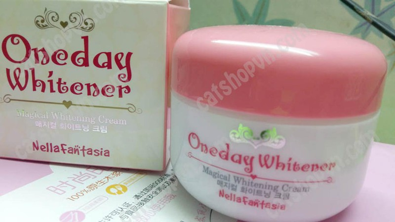 Oneday Whitener Magical Whitening Cream 3