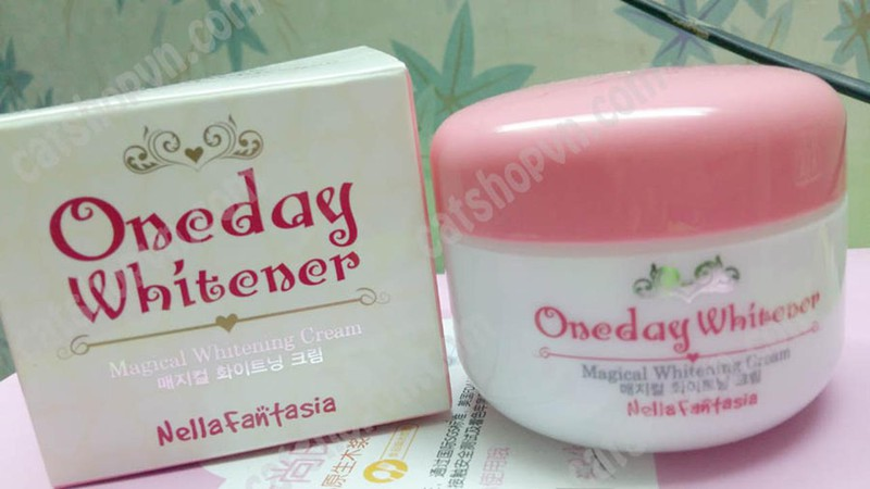 Oneday Whitener Magical Whitening Cream 1