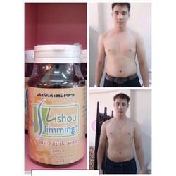 Giảm cân Lishou Slimming Plus Thái Lan chính hãng
