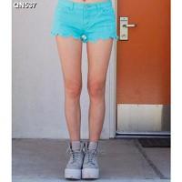 Quần short jeans gợn sóng Mã: QN537