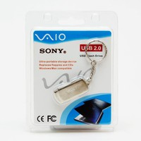 USB SONY 8GB MÓC KHÓA MINI CHỐNG NƯỚC BH 12 THÁNG