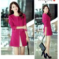 Áo khoác Korea Blazer form dài thời trang