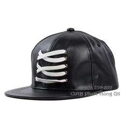 Mũ Nón snapback hip hop Da Dây Giày hàng nhập cung cấp sĩ lẻ