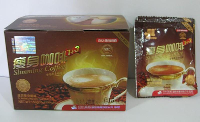 Cafe Giảm Cân Lishou Slimming Coffee BAIAN chính hãng thái lan 2