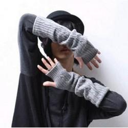 Găng tay len kiểu dáng hàn quốc dành cho phái mạnh