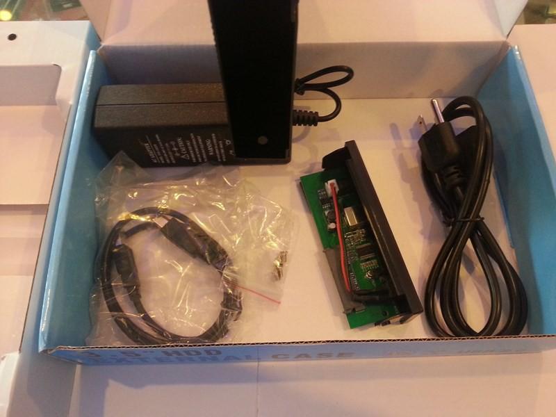Hộp Đựng Ổ Cứng HDD Box External 3.5 5