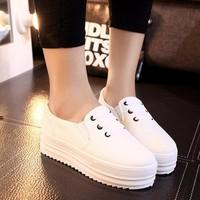 Giày bánh mì Nữ A6889S