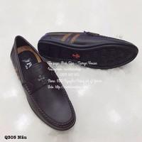 Giày Mọi Da Nam Q305-N