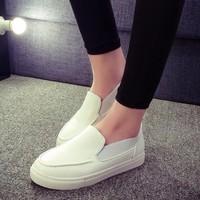 Giày lười nữ A6893S