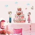 Decal dán tường Tình nhân mừng sinh nhật