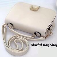 Túi da xách tay kèm dây đeo bán chạy nhất Hàn Quốc - TXK028