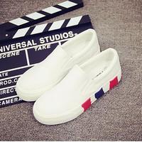 Giày lười nữ A6810S